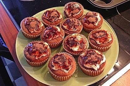 Tiramisu - Muffins 31