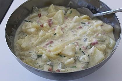 Kartoffelsalat, deftig (Bild)