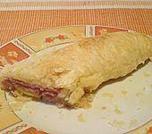 Wurst - Käse - Schifferl (Bild)