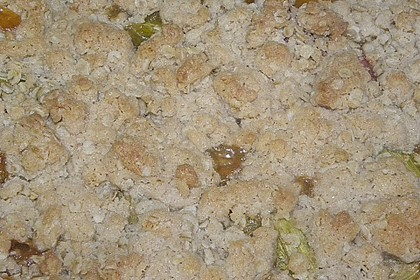 Rhabarber - Crumble 13