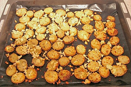 Thymian - Kartoffeln im Backofen 16