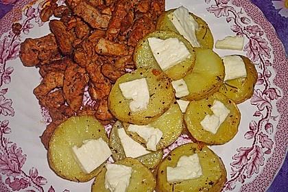 Thymian - Kartoffeln im Backofen 14