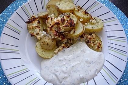 Thymian - Kartoffeln im Backofen 10
