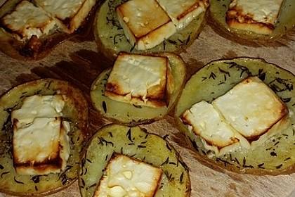 Thymian - Kartoffeln im Backofen 7
