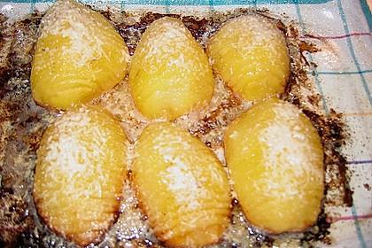 Schwedische Fächerkartoffeln 17