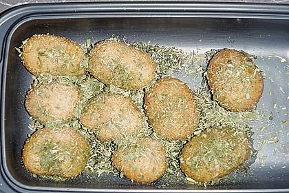 Schwedische Fächerkartoffeln 8