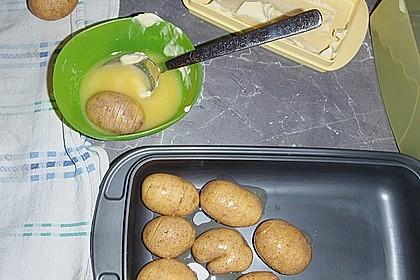 Schwedische Fächerkartoffeln 18