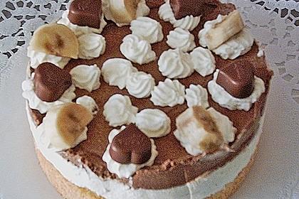 Milka - Herzen - Torte 36
