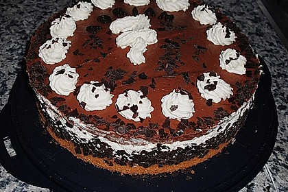 Milka - Herzen - Torte 37