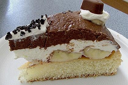 Milka - Herzen - Torte 8
