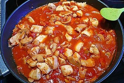 Daniels höllisches Chicken - Curry Vindaloo 3