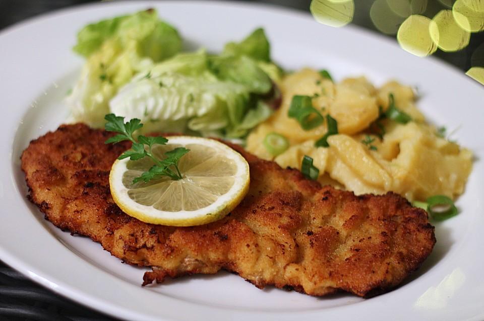 Original Wiener Schnitzel Rezept Mit Bild Von Nora Chefkoch De