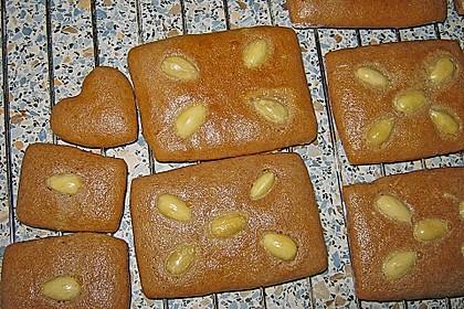 Lebkuchen - Grundrezept 35