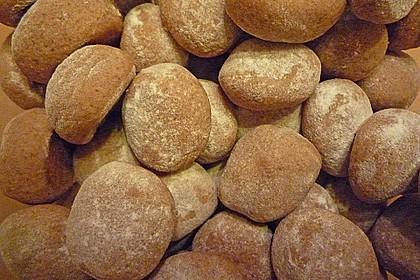 Gebackene Marzipankartoffeln 18