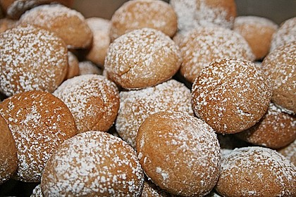 Gebackene Marzipankartoffeln 1