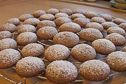 Gebackene Marzipankartoffeln 3