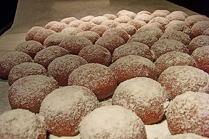 Gebackene Marzipankartoffeln 4