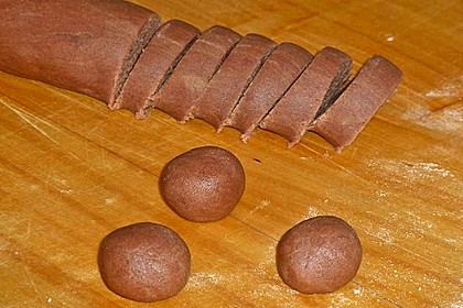 Gebackene Marzipankartoffeln 45