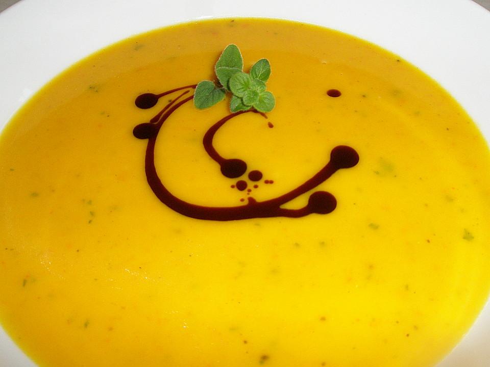 kürbiscremesuppe, südsteirisch, von rudolfo (rezept mit bild ... - Kürbissuppe Rezept Chefkoch
