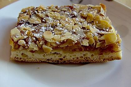 Butterkuchen mit Marzipan 11