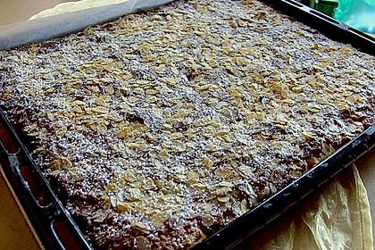 Butterkuchen mit Marzipan 12