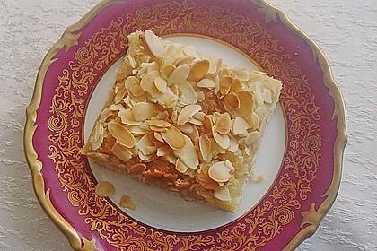 Butterkuchen mit Marzipan 3