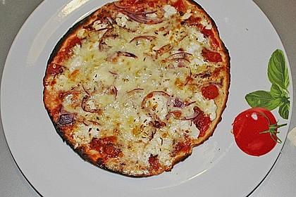 Dinkel - Pizzateig 3