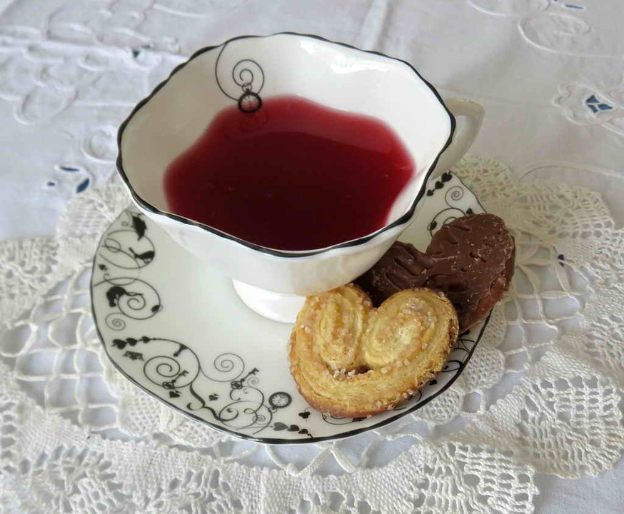 kaffee tee oder kakao rezepte mit apfelsaft mit ingwer. Black Bedroom Furniture Sets. Home Design Ideas