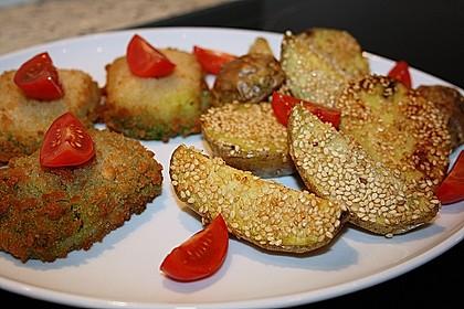 Sesamkartoffeln aus dem Ofen 6