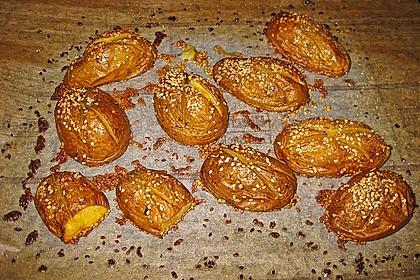 Sesamkartoffeln aus dem Ofen 15