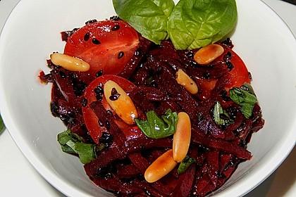 Aristippos Rote Bete - Salat 1