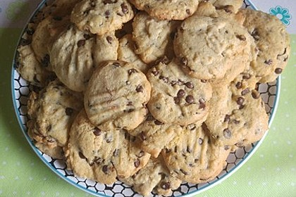 American Chocolate Chip Cookies 51