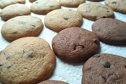 American Chocolate Chip Cookies 29
