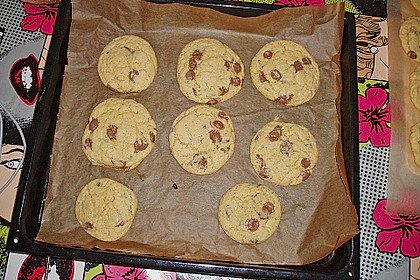 American Chocolate Chip Cookies 72