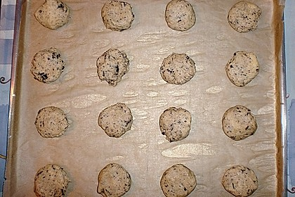 American Chocolate Chip Cookies 100