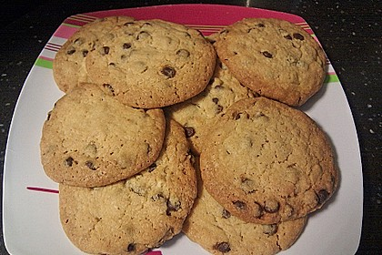 American Chocolate Chip Cookies 48