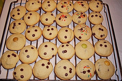 American Chocolate Chip Cookies 53