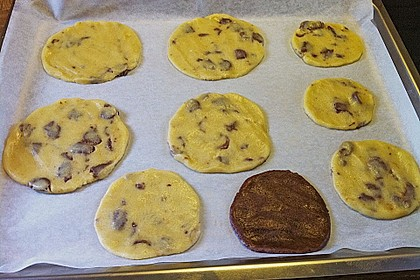 American Chocolate Chip Cookies 87