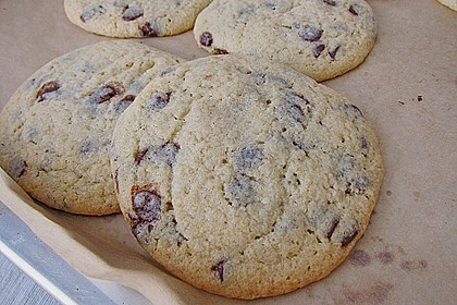 American Chocolate Chip Cookies 34
