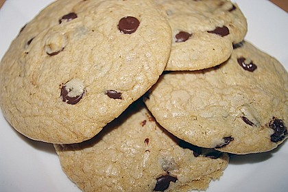 American Chocolate Chip Cookies 36