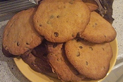 American Chocolate Chip Cookies 77