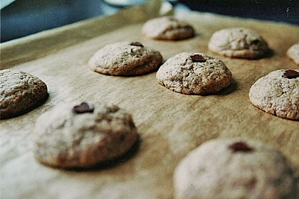American Chocolate Chip Cookies 21