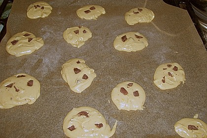 American Chocolate Chip Cookies 99