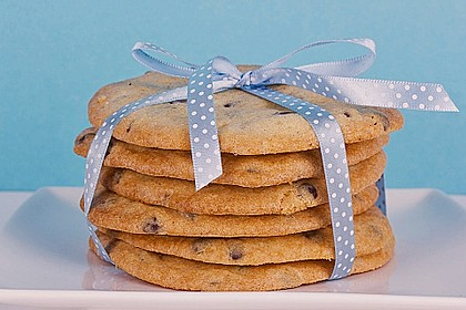 American Chocolate Chip Cookies 4