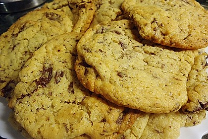 American Chocolate Chip Cookies 55