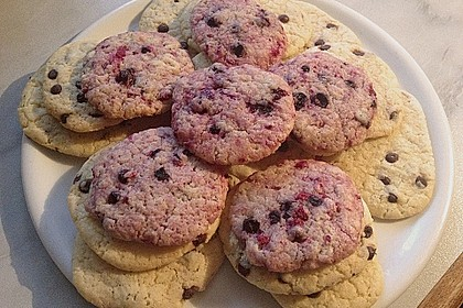 American Chocolate Chip Cookies 57