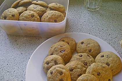 American Chocolate Chip Cookies 46