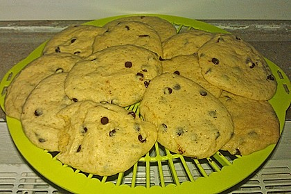 American Chocolate Chip Cookies 83