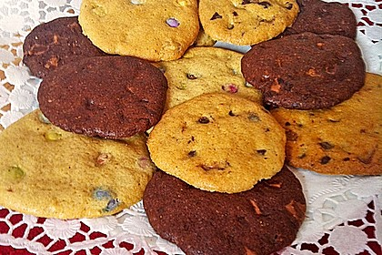 American Chocolate Chip Cookies 49