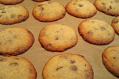 American Chocolate Chip Cookies 61